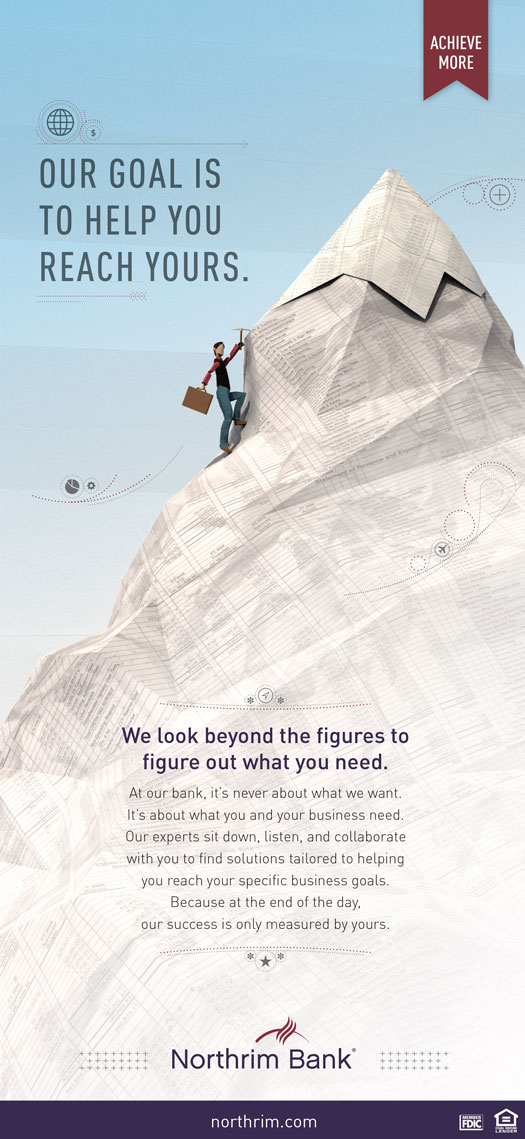 Alaska Business Magazine - Northrim Bank Advertisement