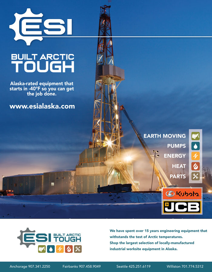 Alaska Business Magazine - ESI Advertisement