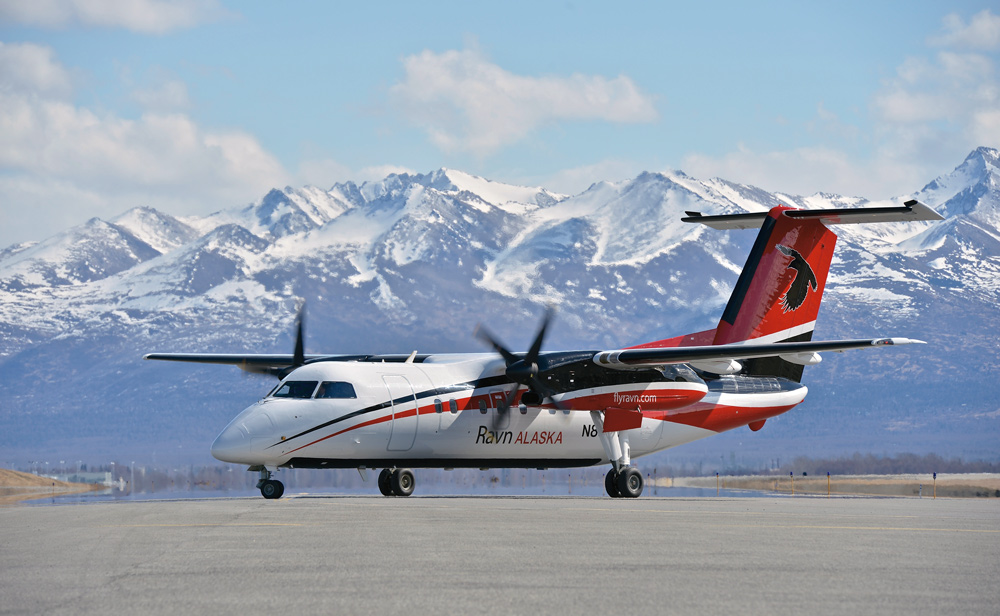 Ravn continues to provide regional service for Alaskans.