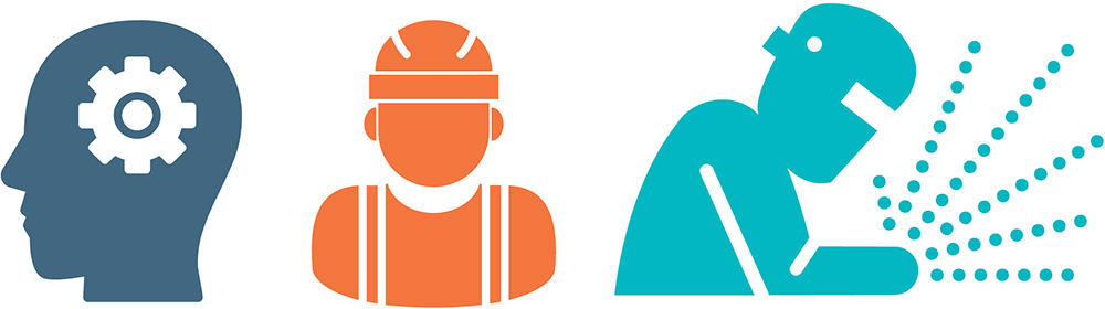 Growth of Construction Workers Figures